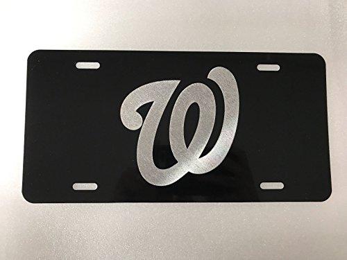 Washington Nationals License Plate Nationals License