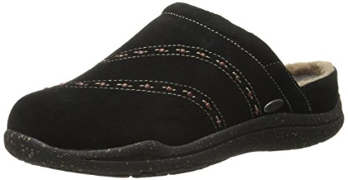 ACORN Women's Wearabout Beaded Clog Mule Black