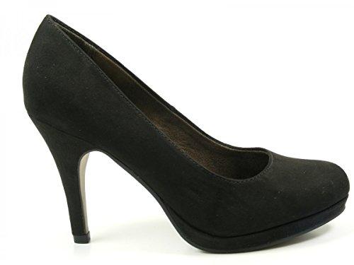Schwarz Tamaris Womens Shoes 22407 Court SgwUSRPx6