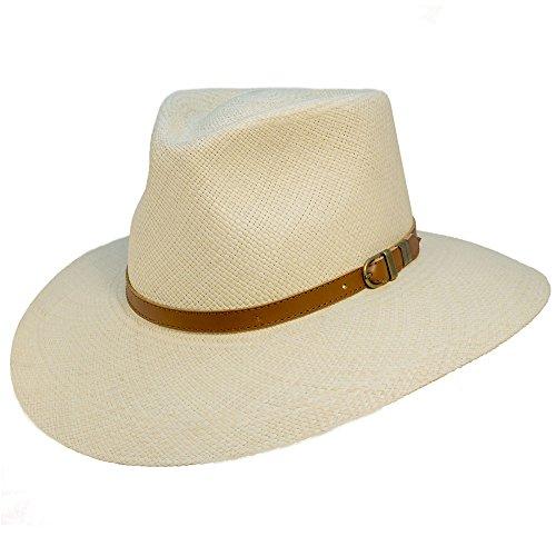 Bigalli Australian Outback Panama Hat (Medium) -
