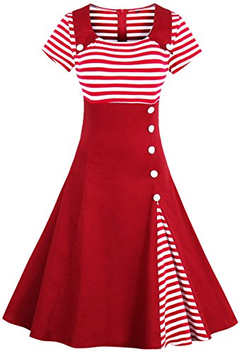 50s style summer dresses - 7