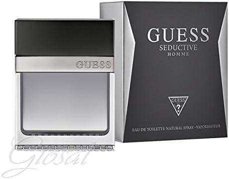 Perfume hombre GUESS Seductive Homme Edt Eau de Toilette 50
