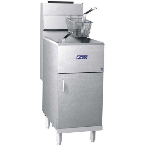 Pitco C+S 40D Commercial Deep Fryer