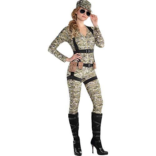 Adult Skyfall Paratrooper Costume - Large (10-12)