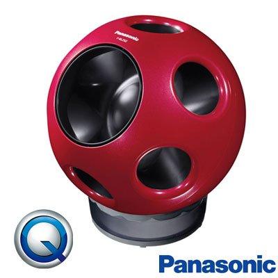 パナソニック【扇風機】創風機(クリスタルレッド)panasonic 創風機QF-BL25Z-RF-BL25Z-R
