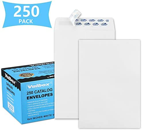 ValBox Security Catalog Envelopes Organizing product image