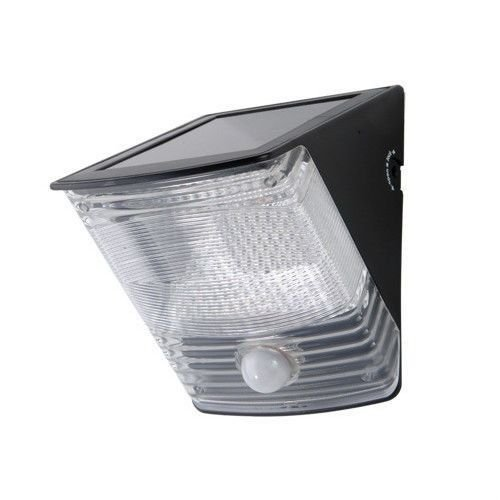 Cooper Lighting MSLED100 Solar Power Motion Activated LED Security Light by Cooper