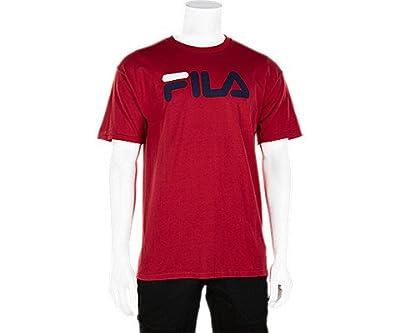 Fila Men's Printed Tee