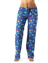 Just Love Mujer Pantalón de Pijama/Pijamas/Pjs