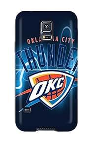 oklahoma city thunder basketball nba NBA Sports & Colleges colorful Samsung Galaxy S5 cases