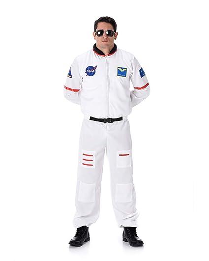 Karnival 82089 - Disfraz de astronauta para hombre, talla ...