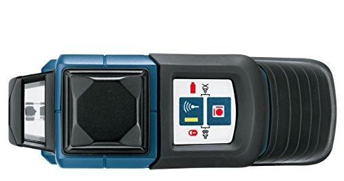 Bosch Professional GLL 2-80 P, 80 m Arbeitsbereich mit Empfänger, ± 0,2 mm/m Nivelliergenauigkeit, Schutztasche, Laserzieltafel, L-BOXX, Universalhalterung