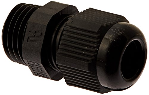 Morris 22550 Cable Gland, NPT Thread, Nylon, 1/4