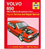[(Volvo 850 Service and Repair Manual)] [ By (author) John S. Mead ] [September, 1996]
