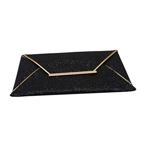 Purse Glitter Bag Polyester Handbag Bag Clubbing Handbag L Sparkly Clutch Elegant Party Beauty Clutch Gold Black Wallet Evening Sequin shop Bags Wedding vHx8Z