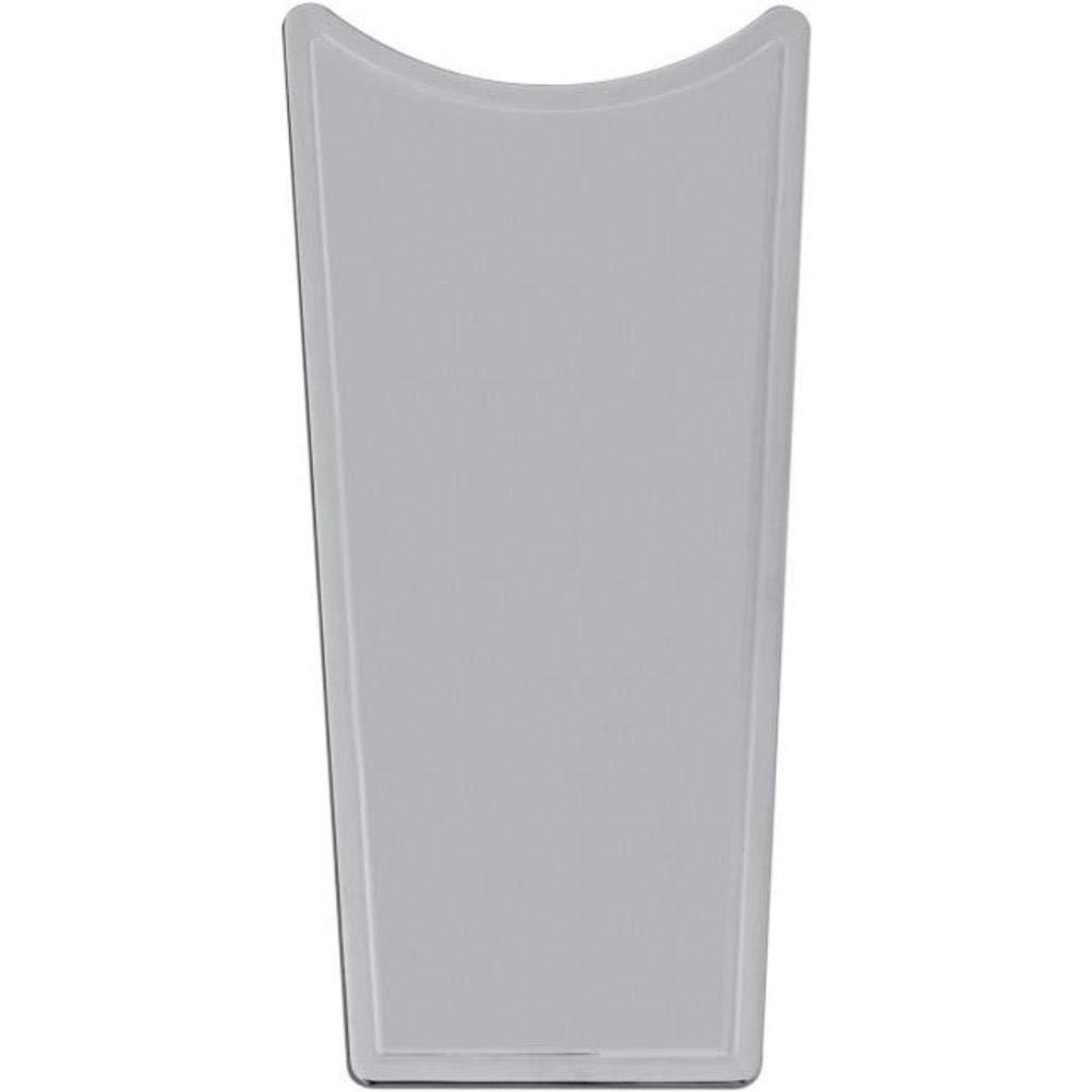 Pro-One Billet Dash Insert Smooth Chrome 908330