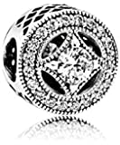 PANDORA - Vintage Charme Eleganz 925/1000 Silber Pandora 791970CZ