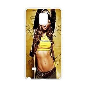 Generic Case Fergie For Samsung Galaxy Note 4 N9100 567D5R8045