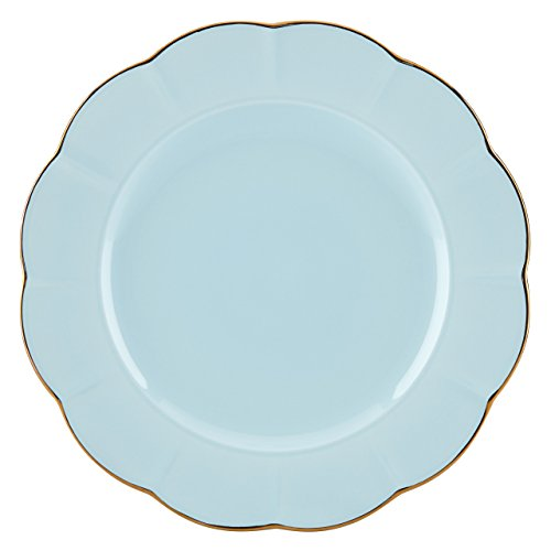 Marchesa Shades of Blue Dinner Plate by (Lenox Blue Plate)