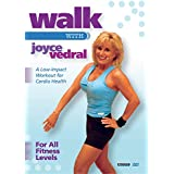 Walk With Joyce Vedral - Low Impact Walking Workout