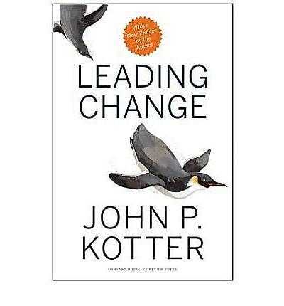 Leading Change Book Pdf
