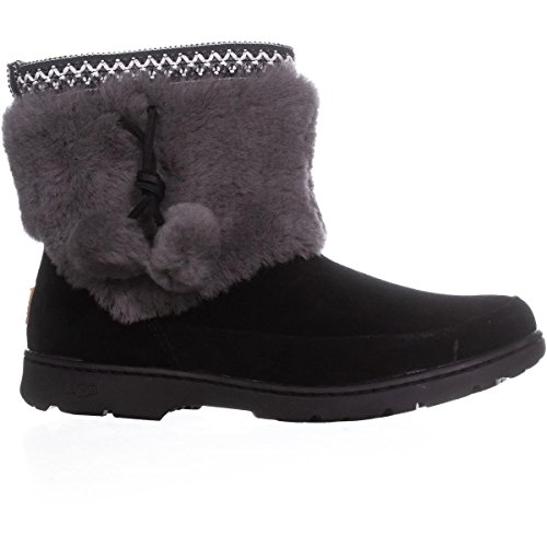 Pictures of UGG Women's Brie Brown Brown 4