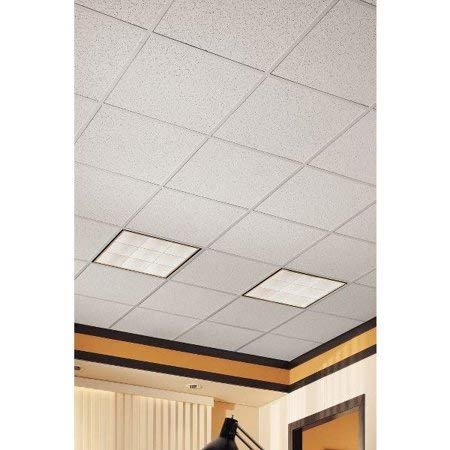 """Acoustical Ceiling Tile 24""""X24"""" Thickness 5/8"""", PK16"""