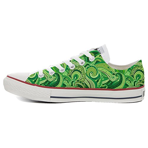 Converse All Star zapatos personalizadas (Producto Artesano) Abstract size 35 EU