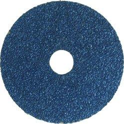 PKE Pro.Spec Zirconium Fibre Disc 115 x 22mm 60 Grit [Bulk Pack of 50] [+F6] TSX.75994 x5 .+F6