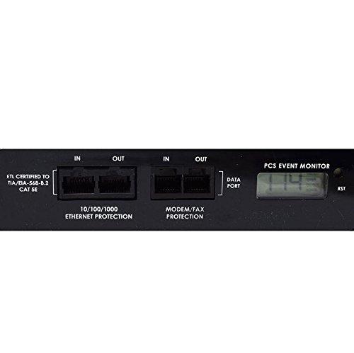 ESP Next Gen Surge Protector/Noise Filter/Power Monitor, (Model # XG-PCS-20D) - 120 Volt, 20 Amp with NEMA 5-20 Connectors by ESP (Image #2)