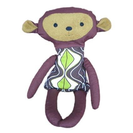 Mono de peluche | | relleno de muñeca con Full ámbar hechos a mano de regalo