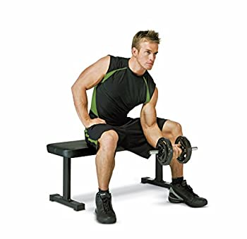 Marcy Flat Utility Weight Bench For Weight Training & Abs Exercises Sb-315 1
