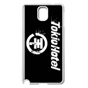 Samsung Galaxy Note 3 Cell Phone Case Covers White Tokio Hotel Phone cover T7408401