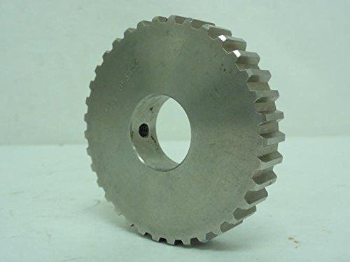 Wire Belt WBCL-053322 Conveyor Sprocket, SS, 35T, 25mm ID ()