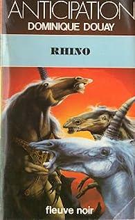 Rhino par Dominique Douay