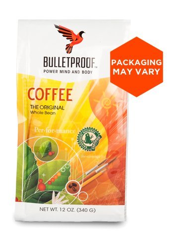 Bulletproof Coffee (Eccentric, Whole Bean)
