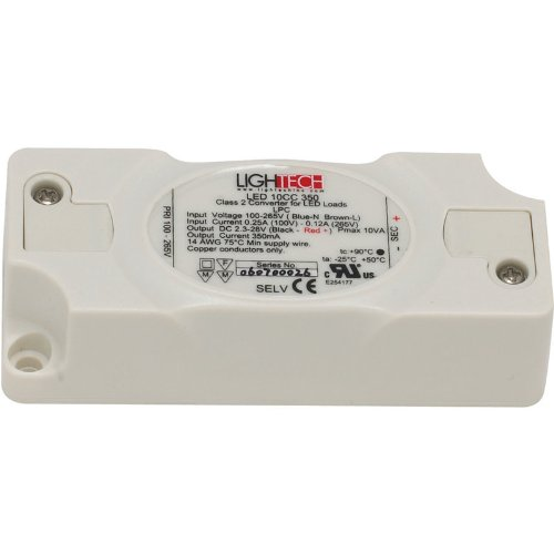 Alico Industries WLE-D3 LED 10-watt 350-mA Class-II Electronic Driver from Alico Industries