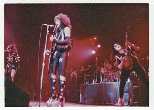 (Future KISS trading card series will spotlight (Preview Cards) - (Trading Card) Kiss Alive - NECA 2001# 68 - Mint)