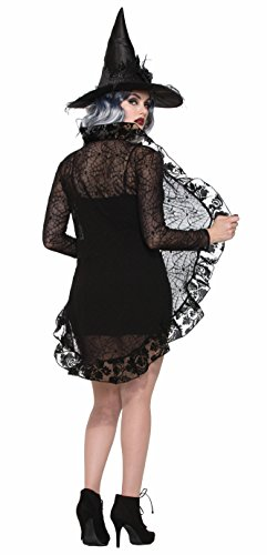 Forum Spider Web Lace Jacket Adult One Size Fits Most