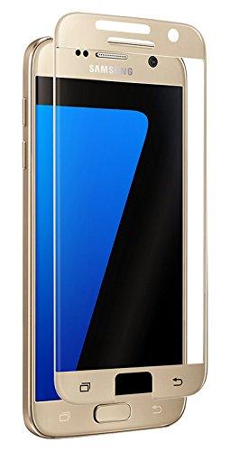 QDOS OptiGuard Glass Protect Frame Transparente Galaxy S7 1pieza(s ...
