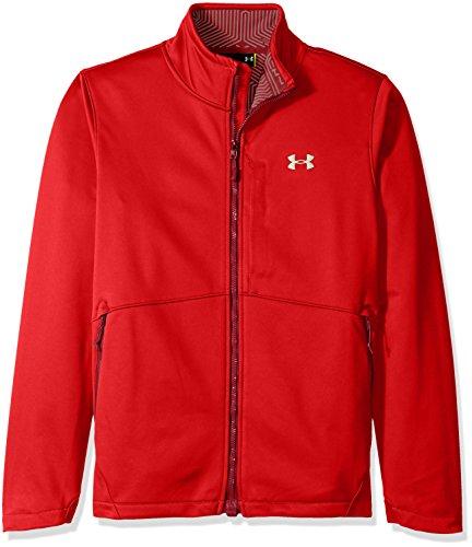 Softershell Softershell Softershell Red Maglietta Jacket Under Armour Storm Storm Storm tqw4SXB