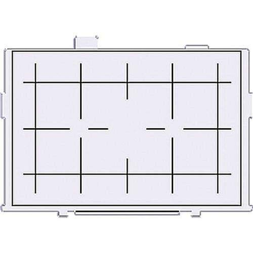 (Canon Focusing Screen Ee-D (Precision Matte with grid) for EOS-5D Digital SLR Camera)