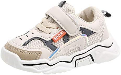 運動靴 メッシュ スニーカー 男の子 女の子 ガールズ ボーイズ Jopinica 柔らかい 可愛い 軽量通気 抗菌防臭 滑り止