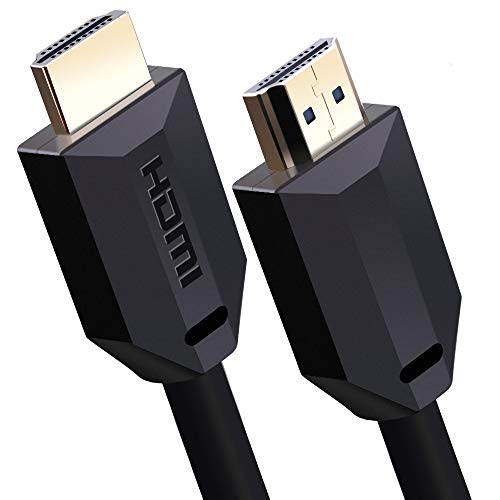 SKW HDMI Cable,4K 60Hz High Speed HDMI to HDMI Cable-1.5M/4.9Ft