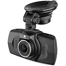 Z-EDGE Z4 2K Dash Cam, Super HD 2560x1080 Dashboard Camera Recorder with Ambarella Chip, 16GB TF Card Included, HDR & Night Vision, 150° Wide Angle, Loop Recording, G-Sensor and Parking Monitor