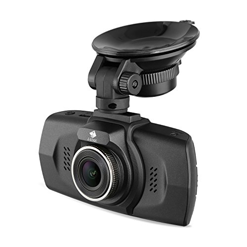Z-Edge Z4 2K Dash Cam, Super HD 2560x108