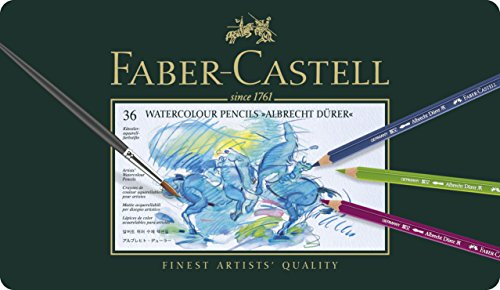 Faber Castel FC117536 Albrecht Watercolor Assorted product image