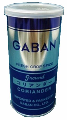 Coriander powder cans 75g by GABAN (Gabin)