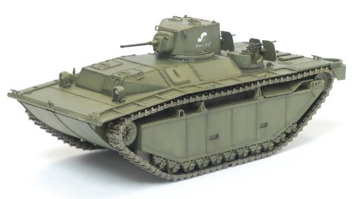 Dragon Models 1/72 LVT-(A)1, 708th Amphibious Tank Battalion, Ryukyus 1945 from Dragon Models USA