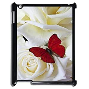 Butterfly DIY Phone Case for iPad2,3,4 LMc-91484 at LaiMc